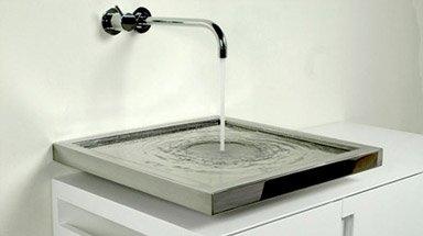 formats de vasque de salle de bain