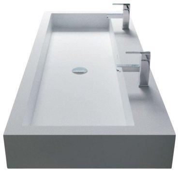 vasque blanche