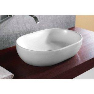 vasque ovale à poser