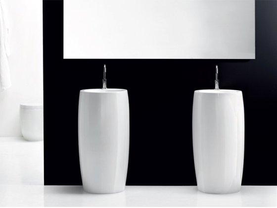 vasque totem de salle de bain