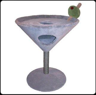 griffoir en forme de cocktail