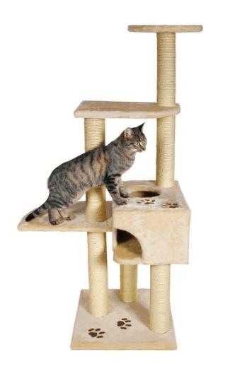 Arbre à chat Alicante de 142 cm