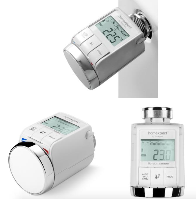 robinet thermostatique Honeywell HR25