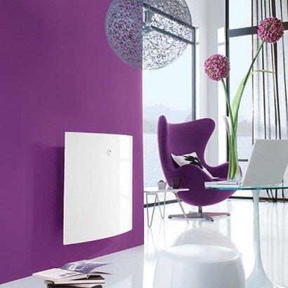 radiateur électrique à inertie moderne