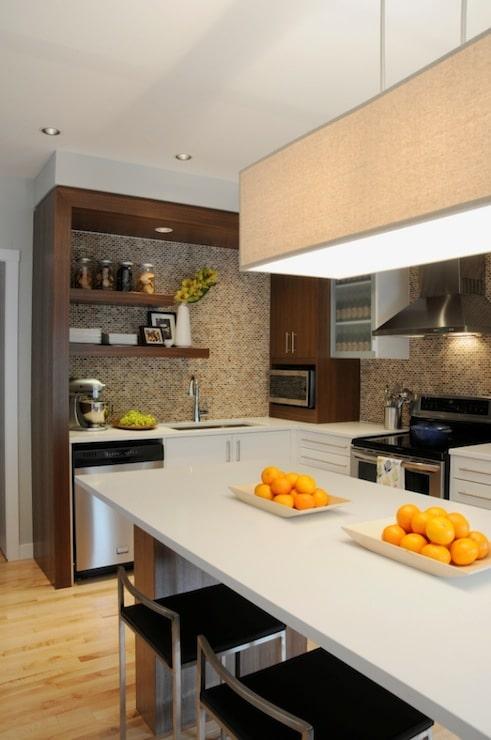 La cuisine contemporaine peut être colorée aussi. La preuve...