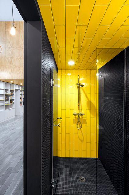 salle de bain jaune 10 modeles pour