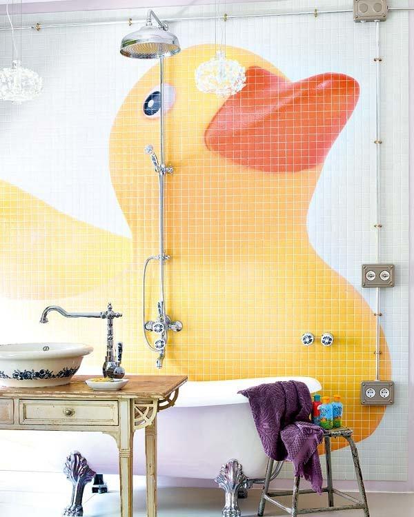 amenager une salle de bain enfant 20