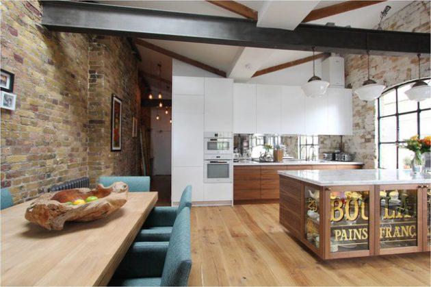 briques-dans-une-cuisine-spacieuse