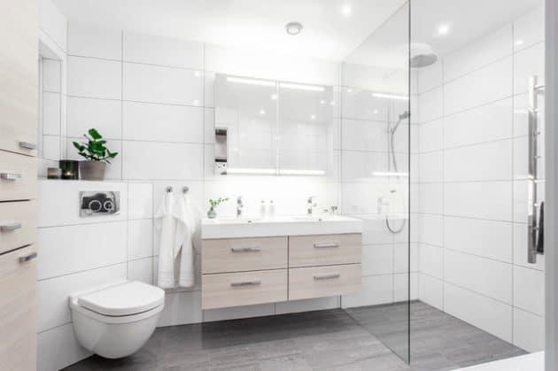 salle-de-bain-moderne-gris-et-blanc