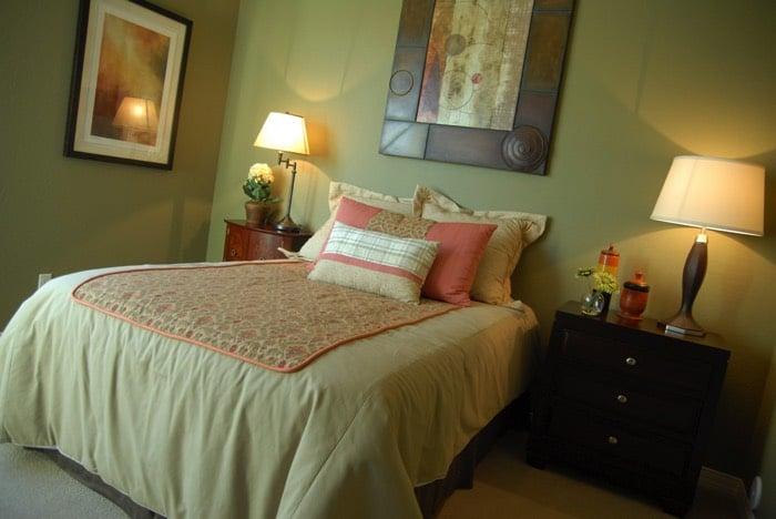 Choisir la peinture (couleurs) d\'une chambre : 9 conseils et ...