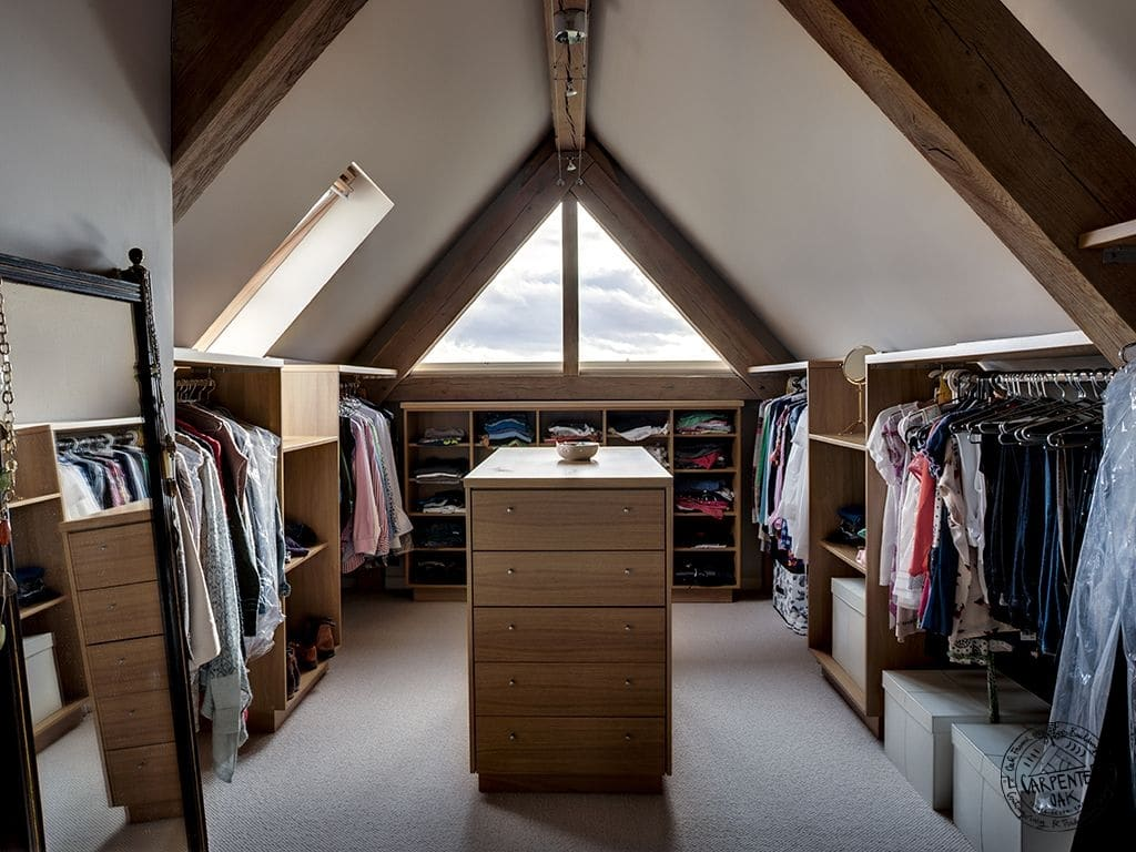 Excellent Vu With Dressing Dans Chambre Mansarde
