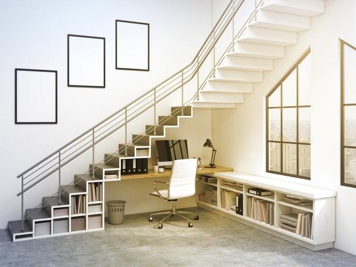 Amenager L Espace Sous Escalier 40 Idees Geniales
