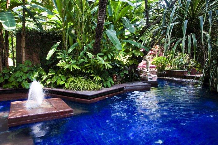 Amenagement D Un Jardin Avec Piscine 12 Designs De Reve