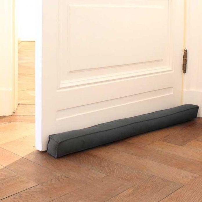 des boudins de porte pour réaliser des économies d'énergie