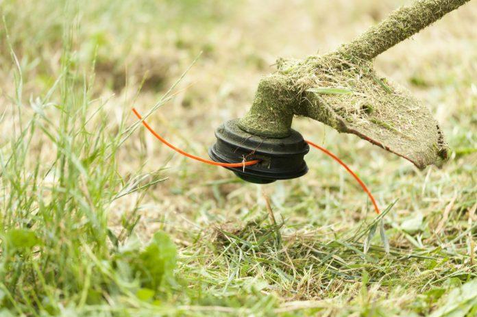 fil de nylon adapté à la débroussailleuse