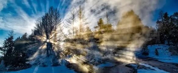 astuces bien-être, hiver, soleil