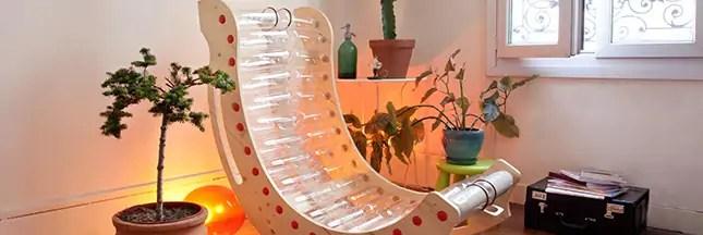 Recyclage Bouteille Plastique Amazing Le Collecteur Cot