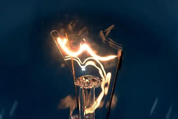 Une ampoule qui donne des idées