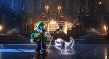 Review Luigi S Mansion 3 Console Creatures