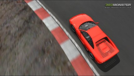 3D Project Gotham Racing 3 Screenshot