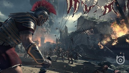 6 New Ryse: Son of Rome Images Surface