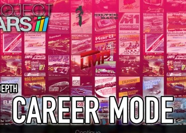 A Look Through Project CARS' Career Mode