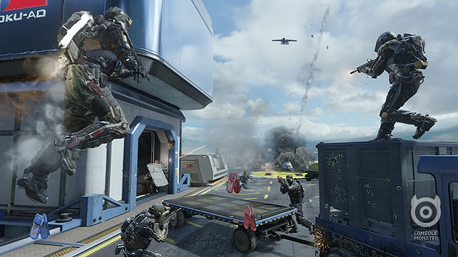 Advanced Warfare - Ascendance now available to download