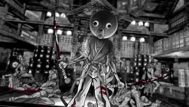 Afro Samurai 2: Revenge of Kuma - Official Reveal Trailer