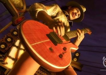 All Guitar Hero