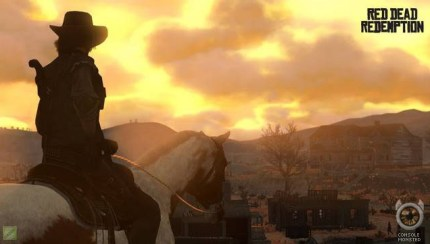 An Undead Nightmare appears - Red Dead Red. DLC