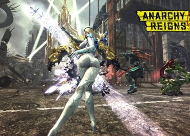 Anarchy Reigns - TGS Trailer