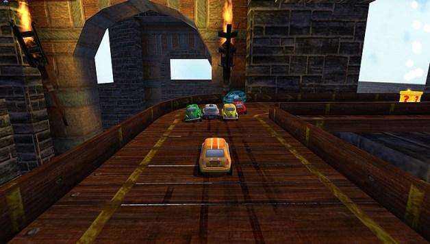 Arcade: Mad Tracks [Update: Released]