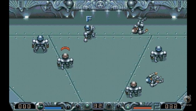 Arcade: Speedball II in August
