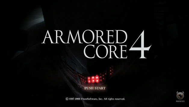 Armored Core 4 Comparison