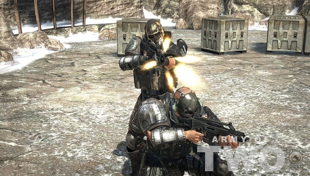Army of Two Screenshots