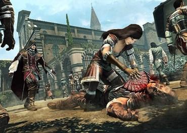 Assassin's Creed: Brotherhood - The Da Vinci Disappearance DLC Single Player Trailer