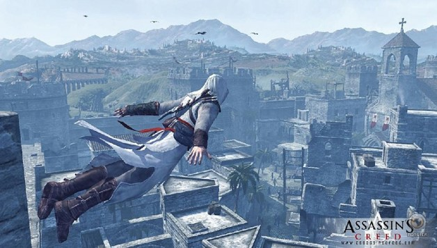Assassins Creed Character Control Info.