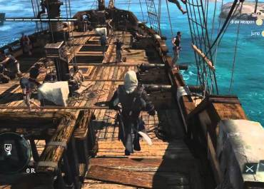 Assassin's Creed IV : Black Flag - 13 Minutes of Caribbean Open-World Gameplay