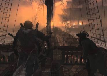 Assassin's Creed IV : Black Flag - E3 Official Gameplay Demo