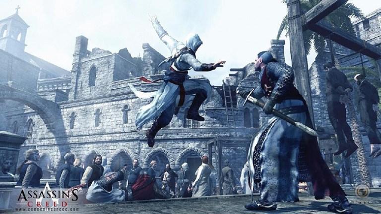 Assassins Creed Initial Impressions