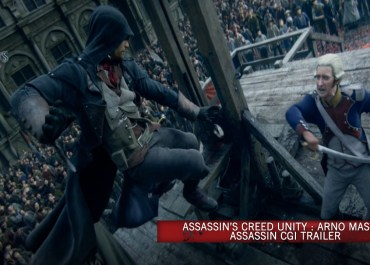 Assassin's Creed Unity - Arno Master Assassin CG Trailer