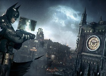 Batgirl makes Arkham Knight debut later this month