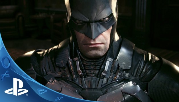 Batman: Arkham Knight - E3 2014 Gameplay Trailer