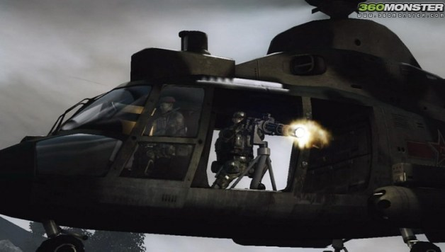 Battlefield 2: Modern Combat trailer on XLM