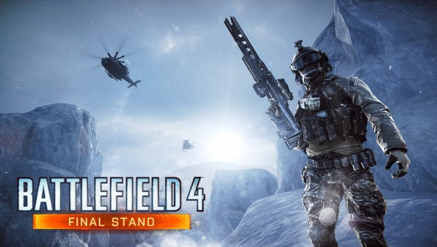Battlefield 4 - Final Stand DLC Trailer