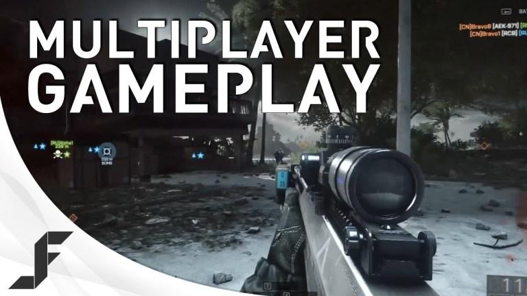 Battlefield 4 - Paracel Storm Map - Obliteration Mode Gameplay