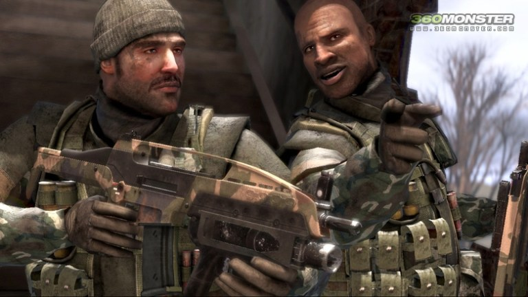 Battlefield: Bad Company Review