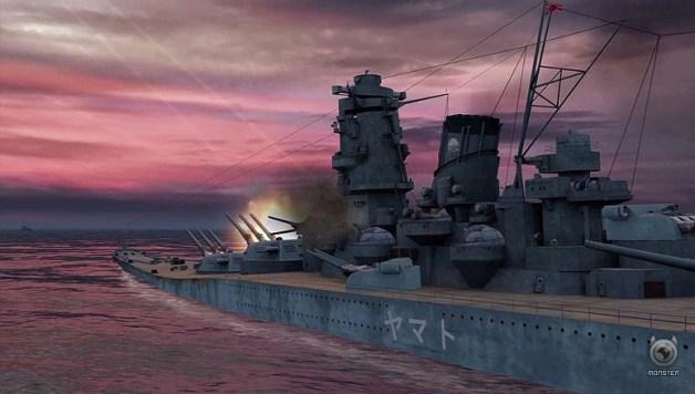 Battlestations Midway Content
