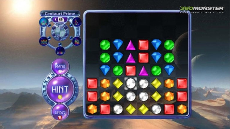 Bejeweled 2 (PS3) Review