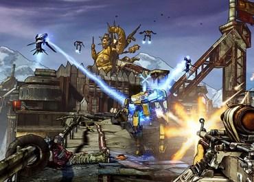 Borderlands 2 receives Pre-Sequel DLC